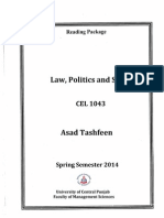 Law Politics and Society Asad Tashfeen