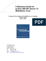 Quick Reference Guide for Sick LMS