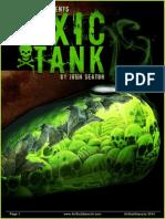 Toxic Tank motorcycle customize
