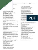 exercicios parnasianismo - 2 ano.doc