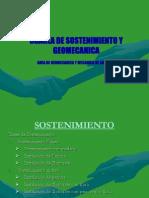 CHARLA DE SOSTENIMIENTO, GEOMECANICA Y MODELAMIENTO GEOMECANICO.ppt