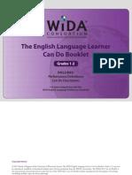 can descriptors grades 1-2