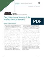 Drug Regulatory Scrutiny_DilipShah CPhI Report
