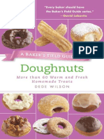 A Bakers Field Guide to Doughnuts
