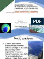 MEDIO AMBIENTE 2014-II . 1.pptx