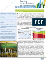 L'essentiel - examen environnemental de l'Italie 2013