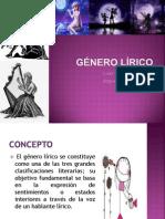 GÉNERO LÍRICO (1).ppt
