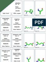 IndexCard AminoAcids