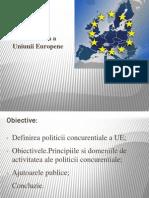 Politica Concurentiala a Uniunii Europene.ppt