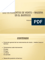 LOS INTRUMENTOS DE VIENTO – MADERA.pptx