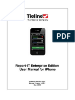 429 Report-IT Enterprise for iPhone User Manual v3.2.5 20130527 Low Res