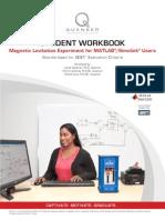 Magnetic Levitation - Workbook