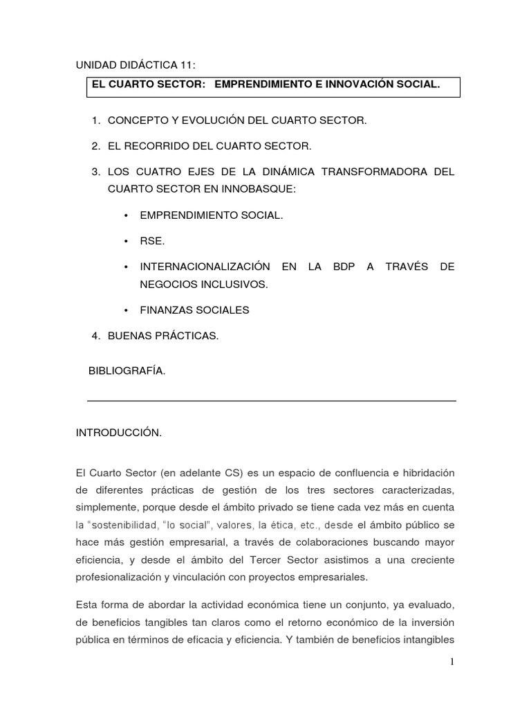 El cuarto sector..pdf