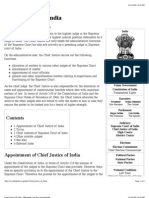 Chief Justice of India - Wikipedia, The Free Encyclopedia