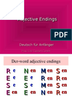 Adjectives Learn German Aprender Aleman