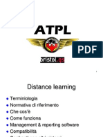 Distance Learning Presentations Aeroclub Ancona