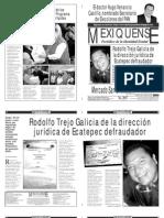 Diario El mexiquense 16 Octubre 2014