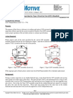 SA-05-059 Inspection for Type I Dead-In-Tow (DIT) Manifold
