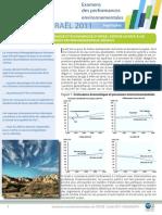 L'essentiel - examen environnemental d'Israel 2011