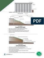 Concrete Retaing Walls