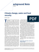 ODI..Climate change, water and food security.pdf