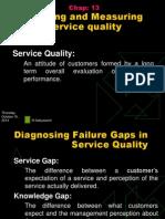 Service Quality & Gap