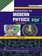 Introduction to Modern Physics-R.B.singh