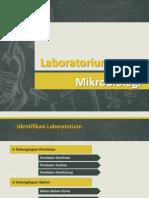 Laboratorium Mikrobiologi