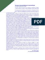 DORMIR Y PROBLEMAS DE APRENDIZAJE.doc