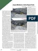 Climate Change - Himalayan Meltdown - Bagla (2009) Science.pdf