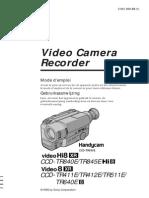 Sony CCD 640e