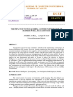 The Impact of System Quality and User Participation on Business Intelligence Success