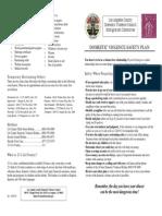 DV Safety Plan Brochure 2014