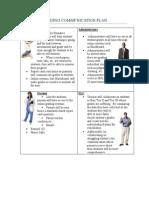 grading communication plan