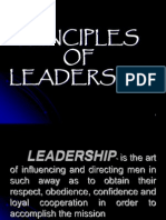 3 Principles of Leadership