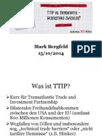 TTIP vs Demokratie - Widerstand zwecklos?