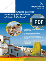 Medical Insurance - Spain & Portugal Residents