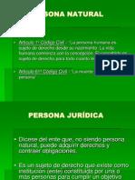 LEGISLACION-Persona jurídica.ppt