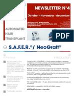 ENG - Newsletter N°4 October - November - December 2014