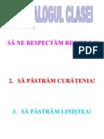 Decalogul Clasei v-1