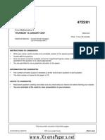 AS_GCE_Mathematics_4723_01_January_2007_Question_Paper.pdf