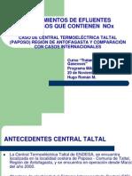 Comparación NOx Central Térmoeléctrica Taltal Chile - Central Encina EEUU_Hugo Román MAIA-UCN 2010.pdf
