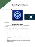 Adobe Photoshop Touch v1.docx