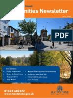 Communities Newsletter May 2014