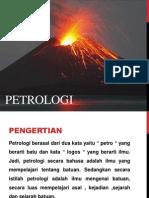 Petrologi