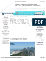Top 10 BEST CITIES in LATIN AMERICA | The Must-See Cities in Central and South America.pdf