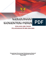 Buku Evaluasi RPJMN 2005-2009 Part1