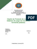 Universidad de Orient1. trabajo de Produccion I 22-06-2014.doc