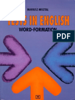 Tests in English. Word-Formation (Mariusz Misztal).pdf