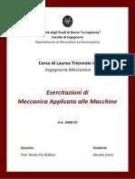 meccanica-applicata-esercitazioni